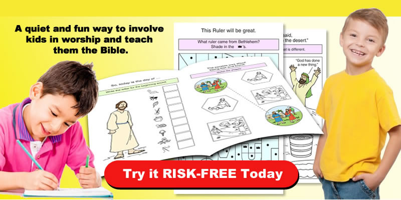 Preschool Bible Coloring Pages Speedy Publishing LLC